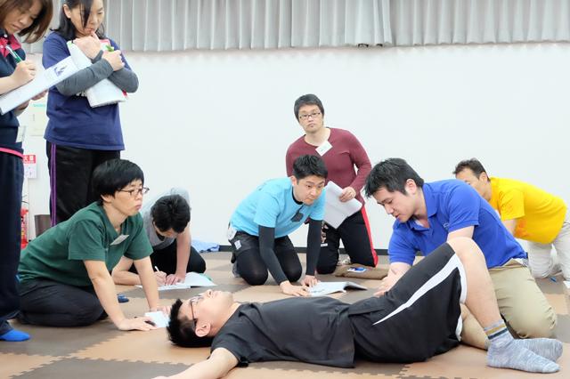 活法基礎セミナー腰痛編の風景