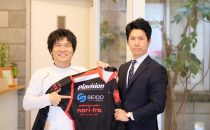 オートレーサー大月渉選手とスポンサー契約をしました。の詳細へ