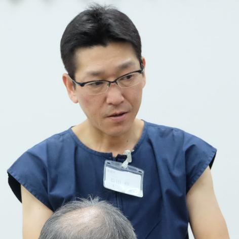 益田修さん