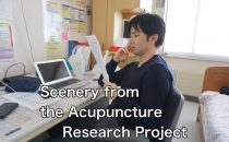 Acupuncture Becomes a Medical Science with the help of Neuroscience.(3) ~Scenery from the Acupuncture Research Project~の詳細へ
